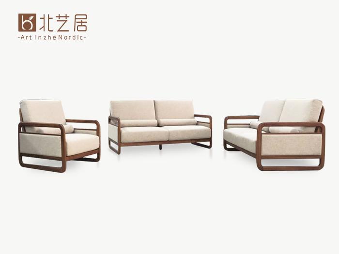 实木沙发E1620