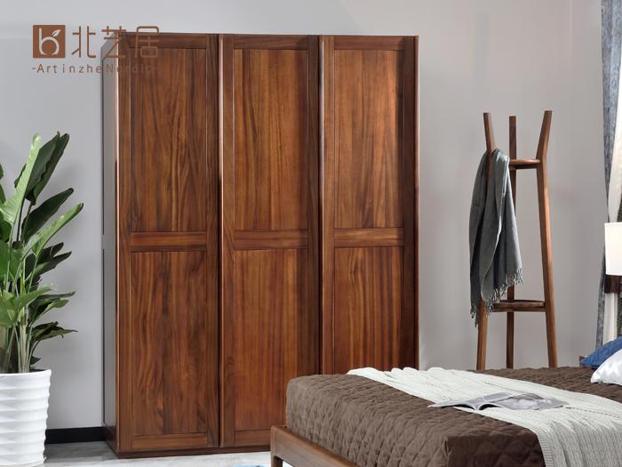 实木衣柜830
