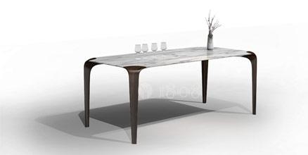 1808岩板餐桌