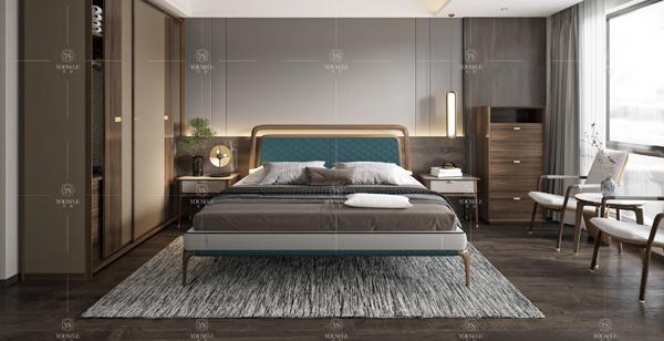 轻奢卧室家具